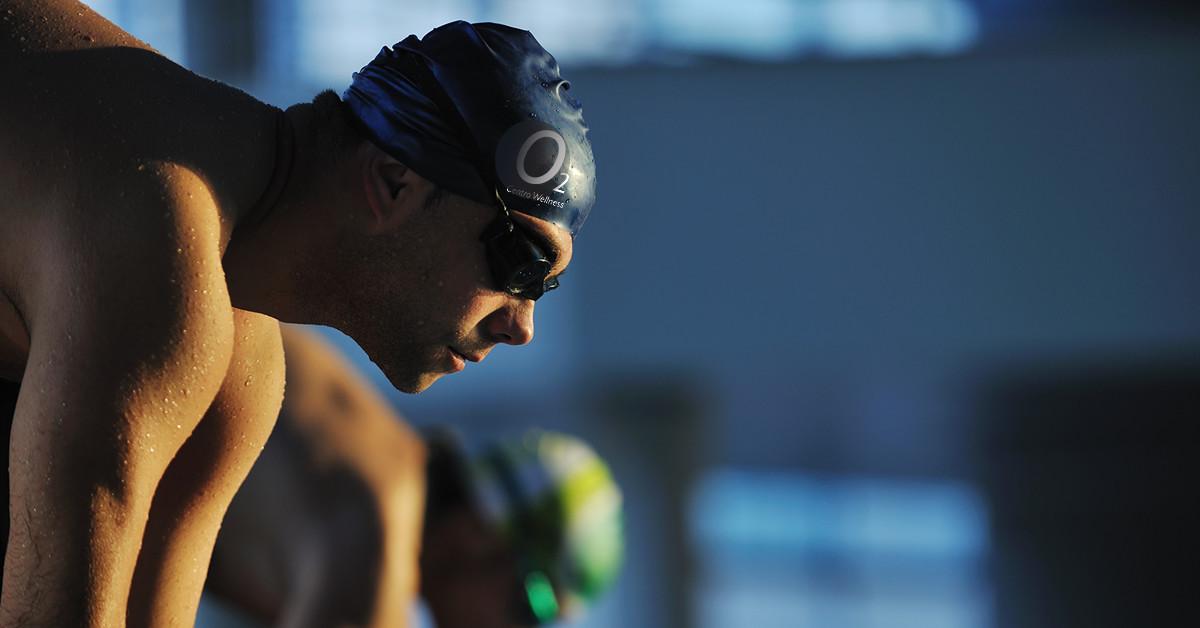 Entrenamiento para natación