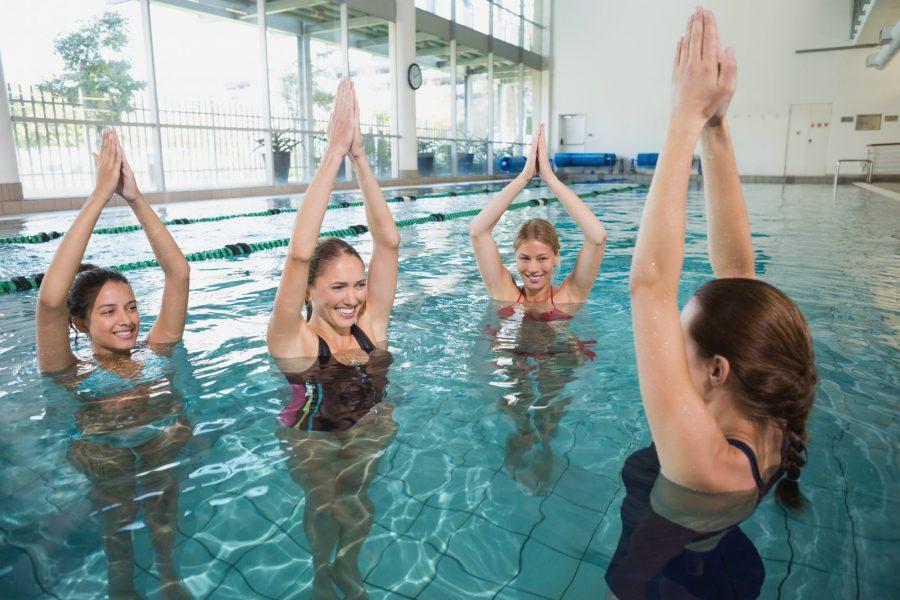 Ven con nosotros a disfrutar en la Master Class Aquawellness