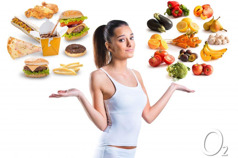 Ponte en forma para el VeranO2 con alimentos Real Food