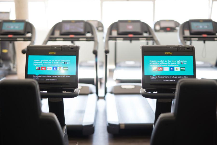 Els beneficis de gaudir del teu gym a l'estiuO2
