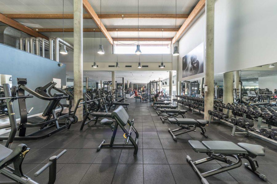 O2 Centro Wellness Girona, mucho más que un gimnasio